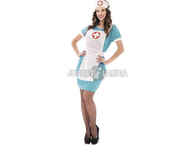 Disfraz Mujer L Enfermera
