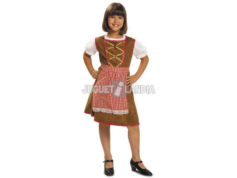 Disfraz Niña M Tirolesa
