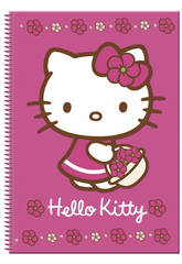 Block A4 Hello Kitty