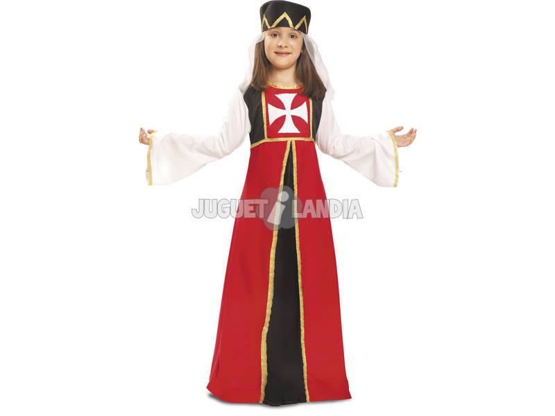 Disfraz Niña S Marquesa De Malta