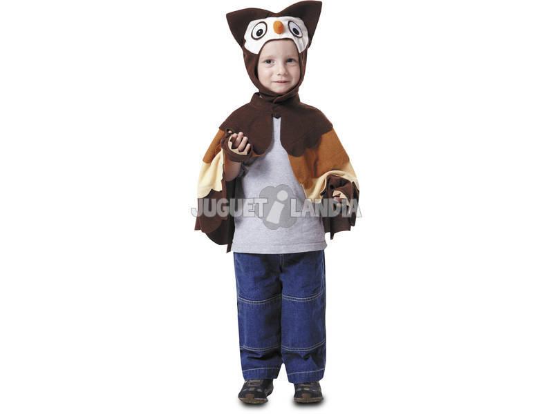 Disfraz Niño S Búho