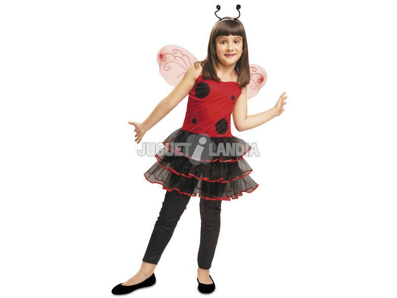 Disfraz Niña S Mariquita Chic