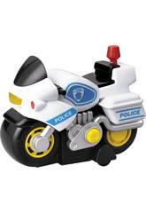 Moto Policia 13.5 cm.