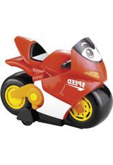 Moto Speed Roja 13.5 cm.