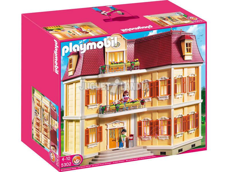 Playmobil mi gran casa de muñecas