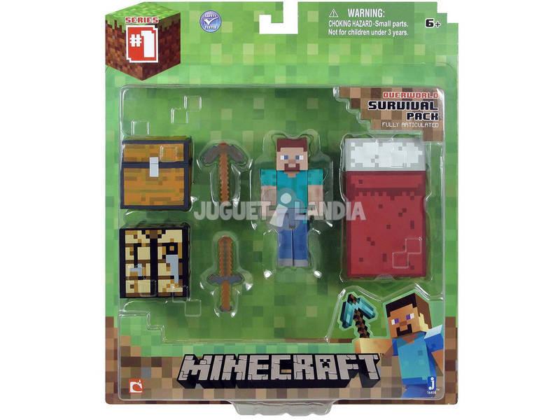 Minecraft Deluxe. Giochi Preziosi 16450