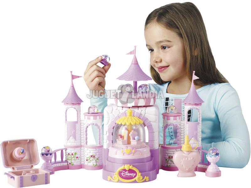Glitzi globes Le château des Princesses Disney