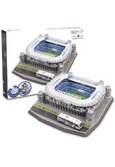 Stadio Real Madrid Santiago Bernabeu