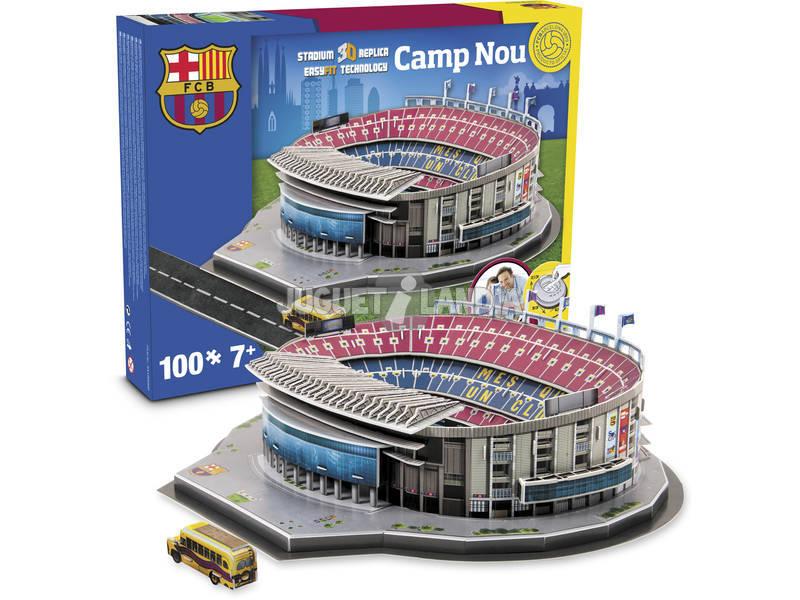 Nanostad Futebol Club Barcelona Camp Nou Giochi Preziosi 20202