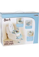 Asiento WC 3 en 1 Arona