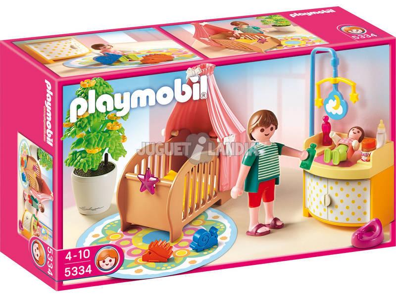 Playmobil habitacion del bebe