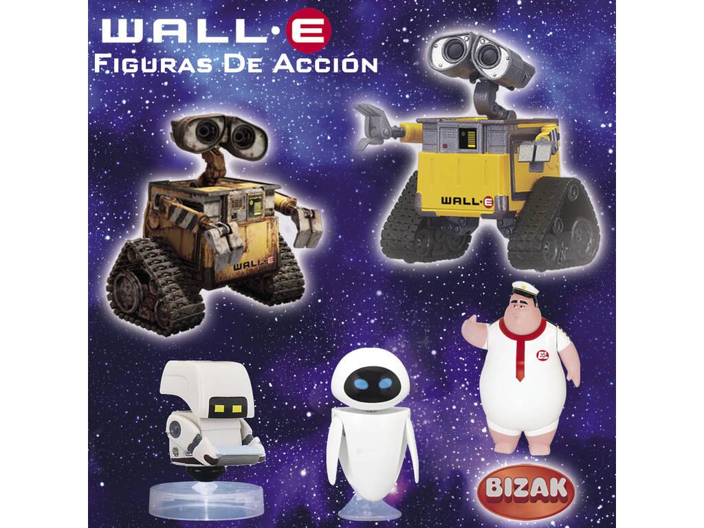 Wall-E Figuras Accion