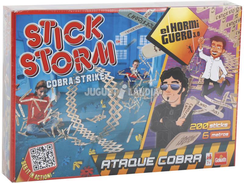 Stick Storm Ataque Cobra
