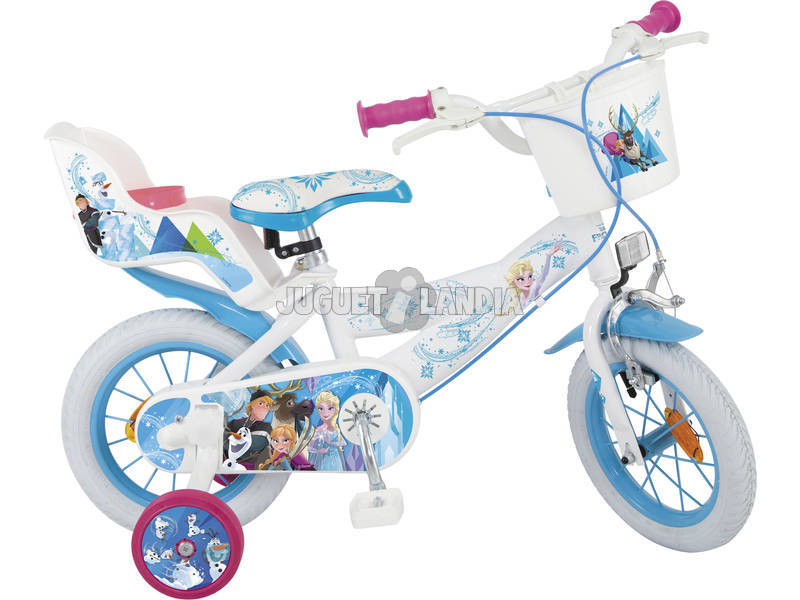 Bicyclette Frozen 12