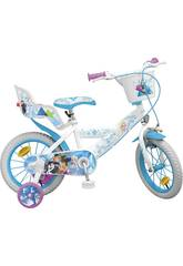 Bicyclette Frozen 14