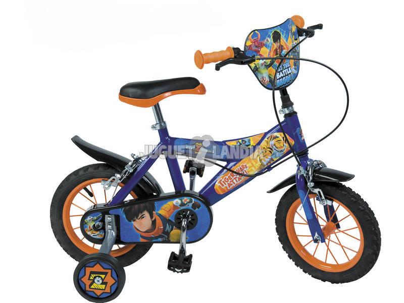 Bicicleta Invizimals 12