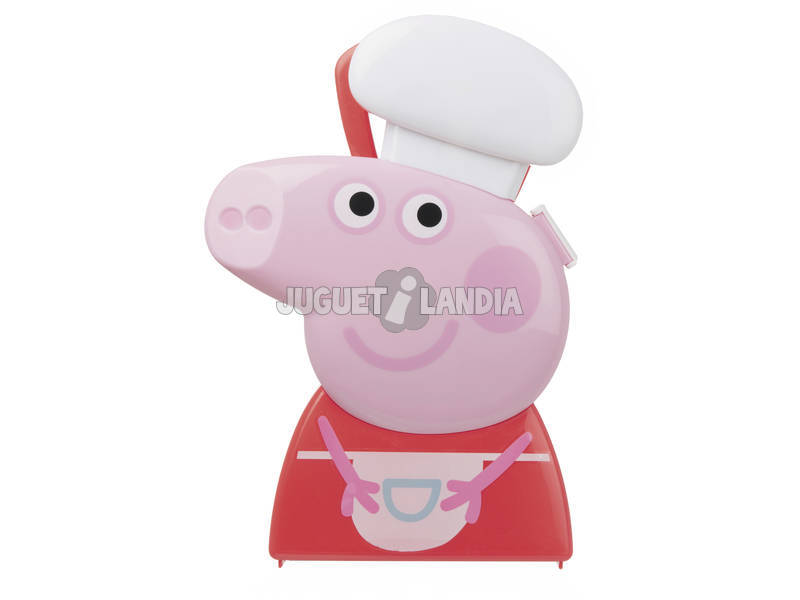 Peppa Pig Mallette Chef
