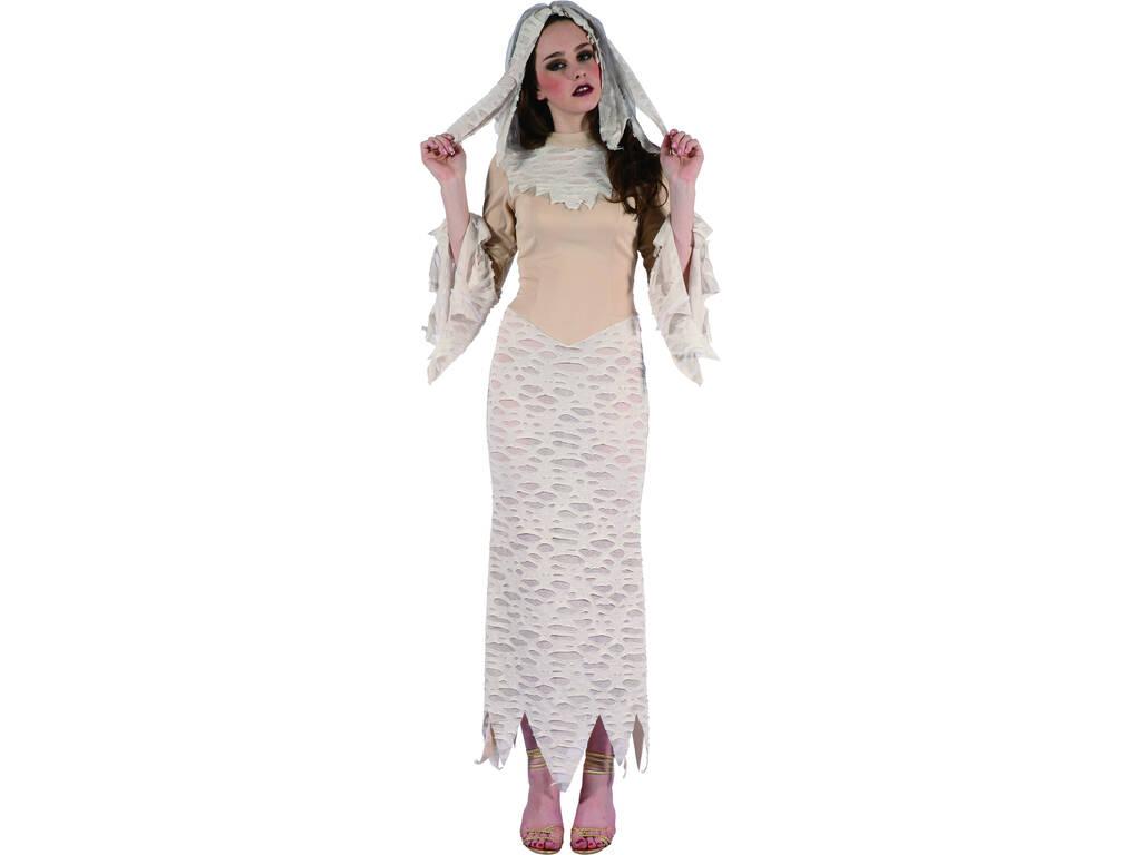 Maschera Mummia Donna Taglia XL