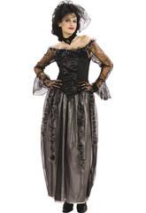 imagen Disfraz Viuda Negra Mujer Talla L