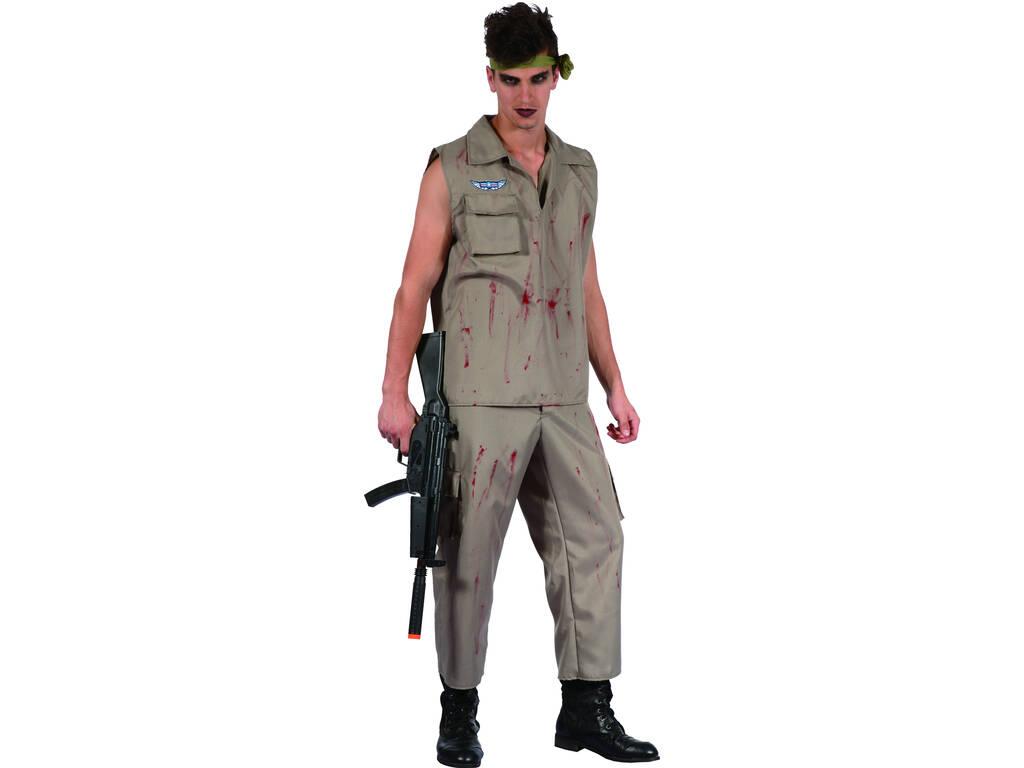 Costume Soldato Malvagio Uomo L