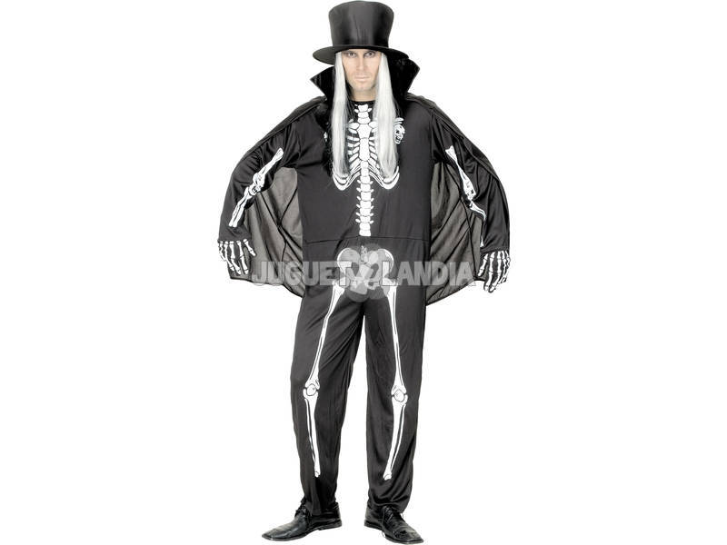 Costume Scheletro Uomo L