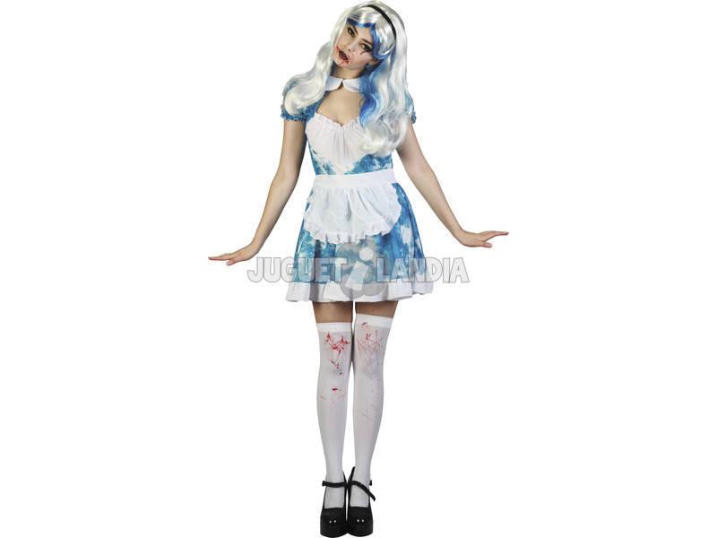 Costume Serva Sanguinante Donna L