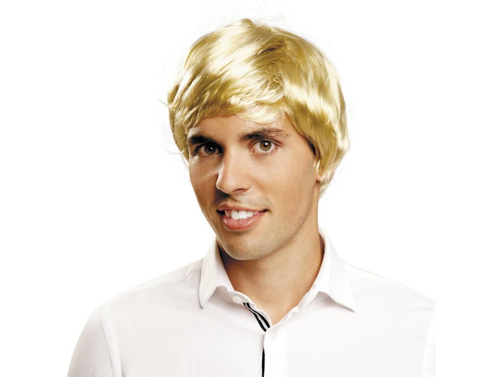 Perruque Anées 60 Blonde