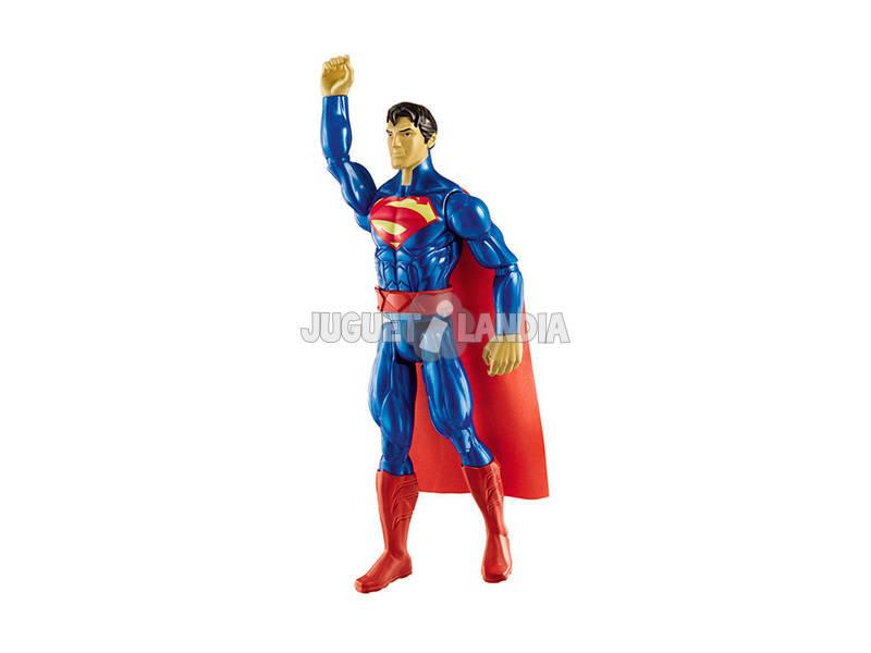 Superman 30 cm. Figura articolata.