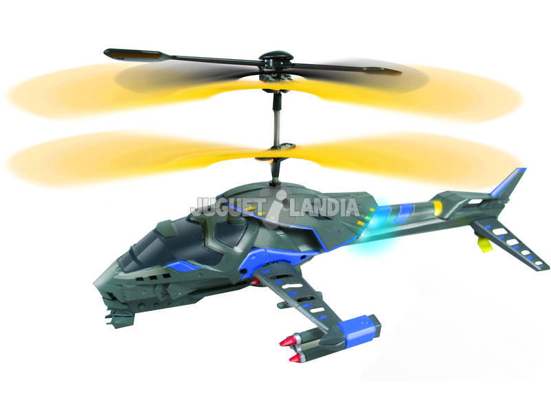 Radio control TF4 Helicopter