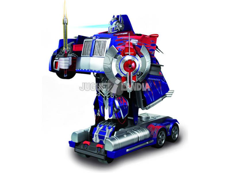 Radio control Optimus Prime Transformer
