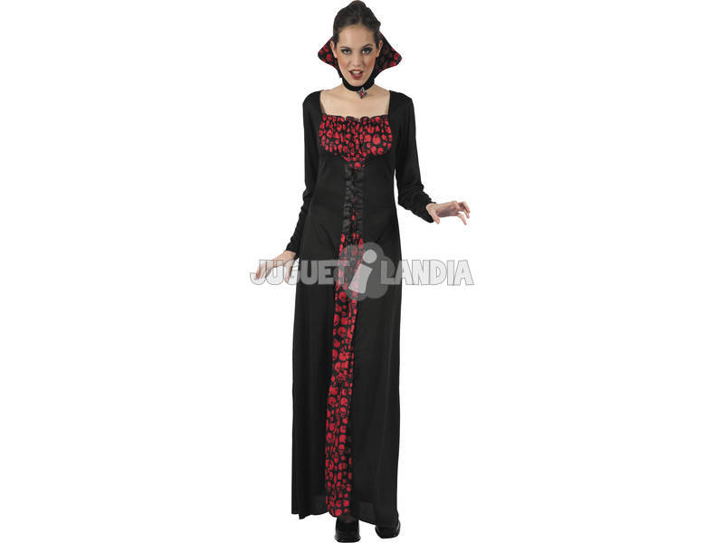 Disfraz Vampiresa Mujer Talla L