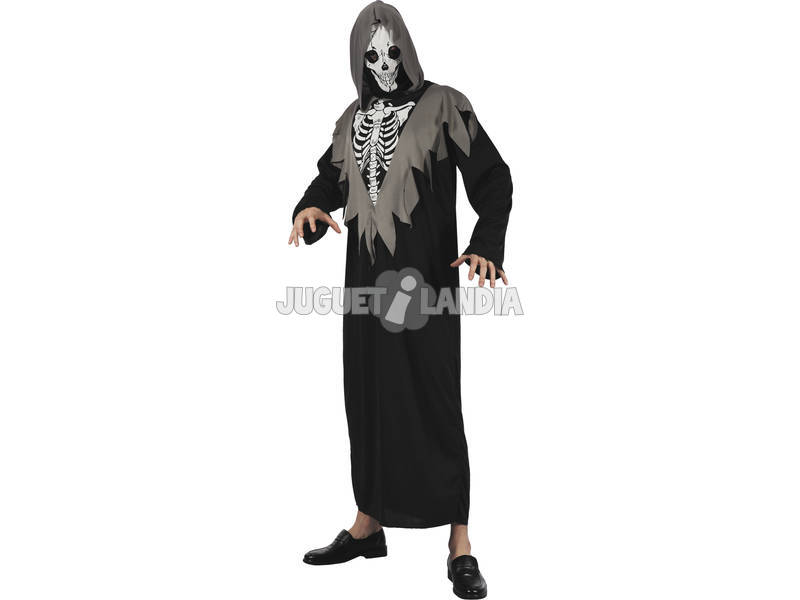 Disfraz Adulto L Esqueleto