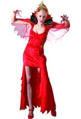 Disfraz Demonia Mujer Talla XL