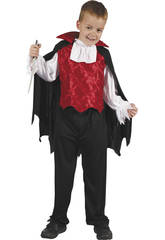 imagen Disfraz Vampiro Niño Talla M