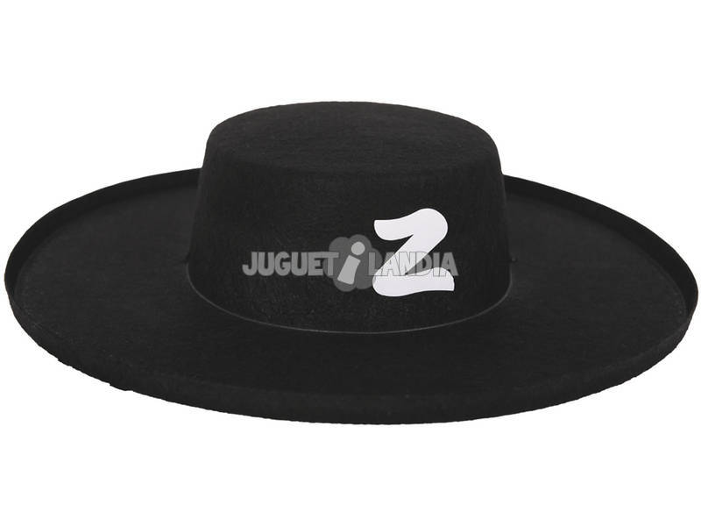 Chapéu Zorro Menino