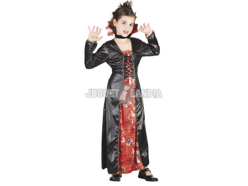 Disfraz Chica Araña Niña Talla L