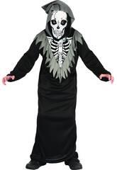 Déguisement Squelette Garçon Taille XL