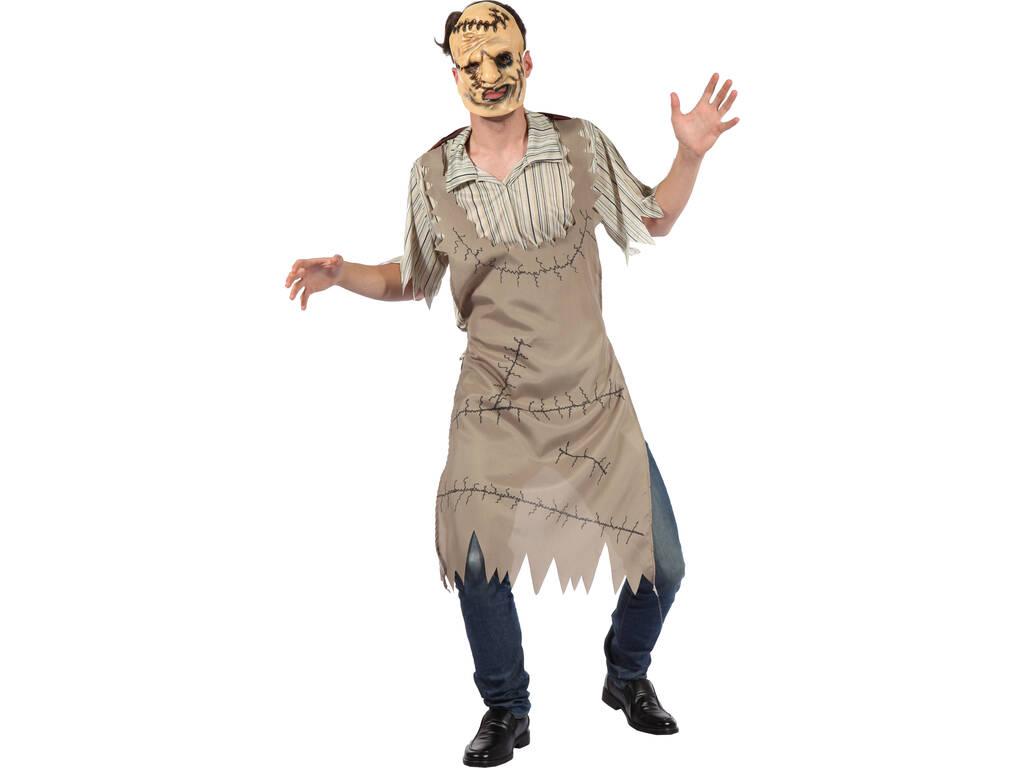 Disfraz Asesino Espeluznante Hombre Talla L