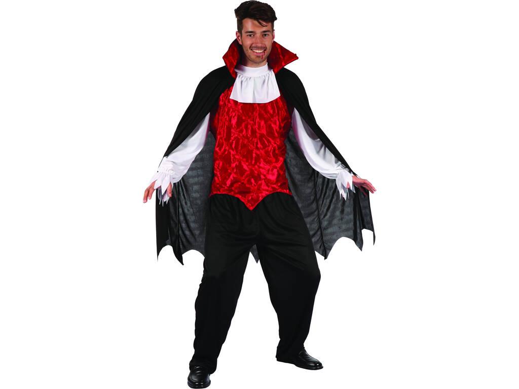 Maschera Vampiro Uomo Taglia XL