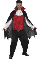imagen Disfraz Vampiro hombre Talla XL