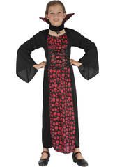 imagen Disfraz Vampiresa Niña Talla S