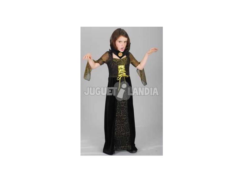 Disfraz Condesa Sanguinaria Niña Talla L