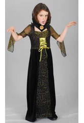 Costume Comtesse Sanguinaire Fille Taille M
