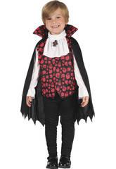 imagen Disfraz Vampiro Bebé Talla S