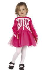 Costume Scheletro Bebè S