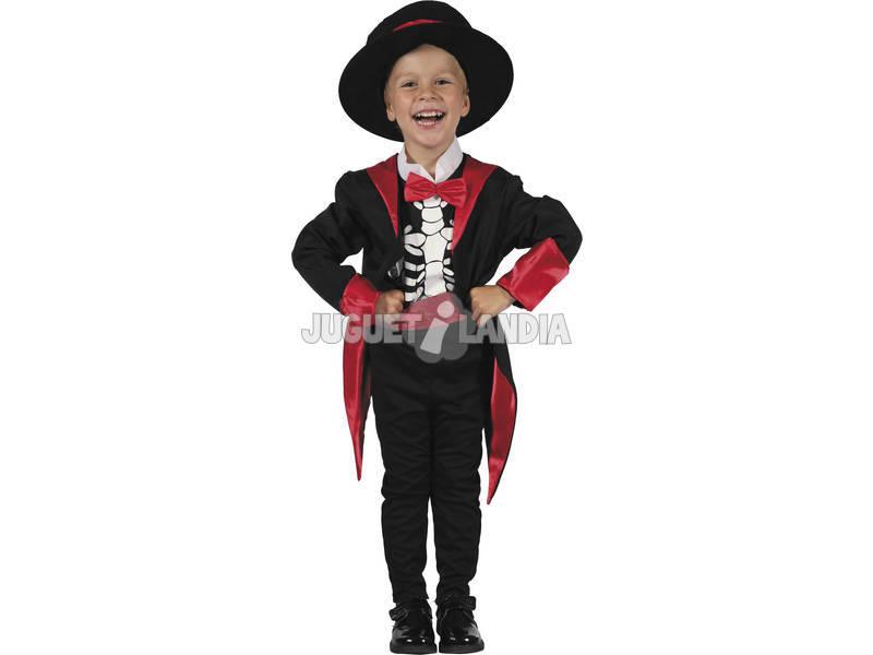 Disfraz Esqueleto Niño Bebé Talla S