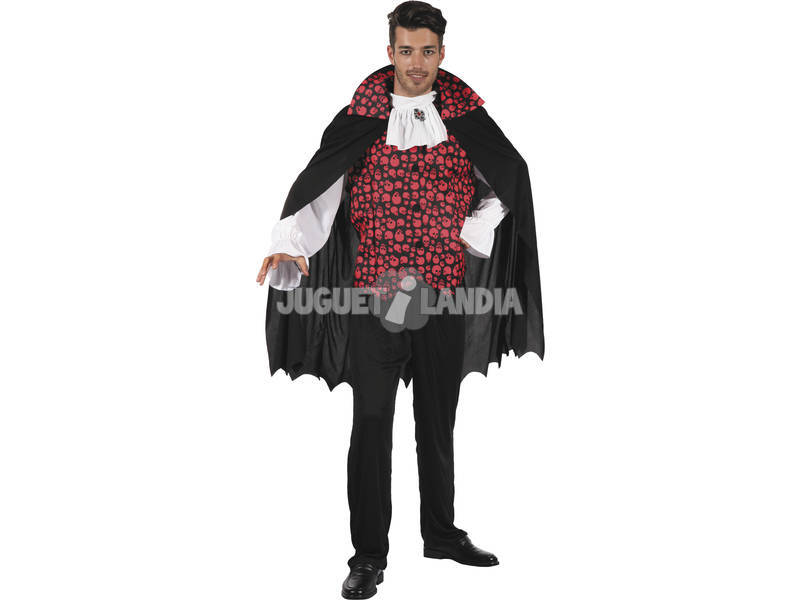 Homem Vampiro Traje Tamanho XL