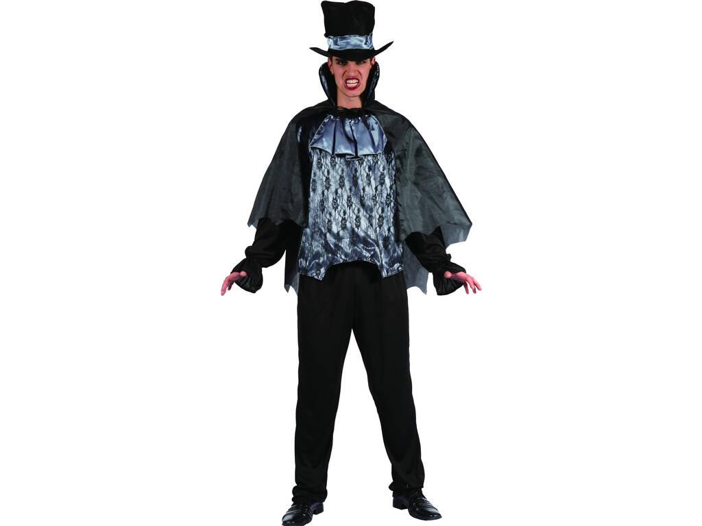 Fantasia Vampiro Homem Tamanho L