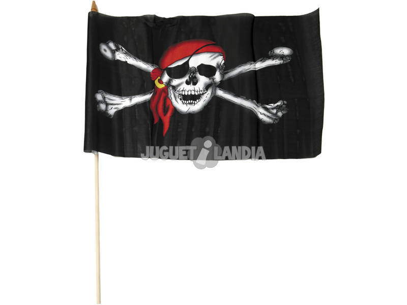 Bandiera Pirata Piccola