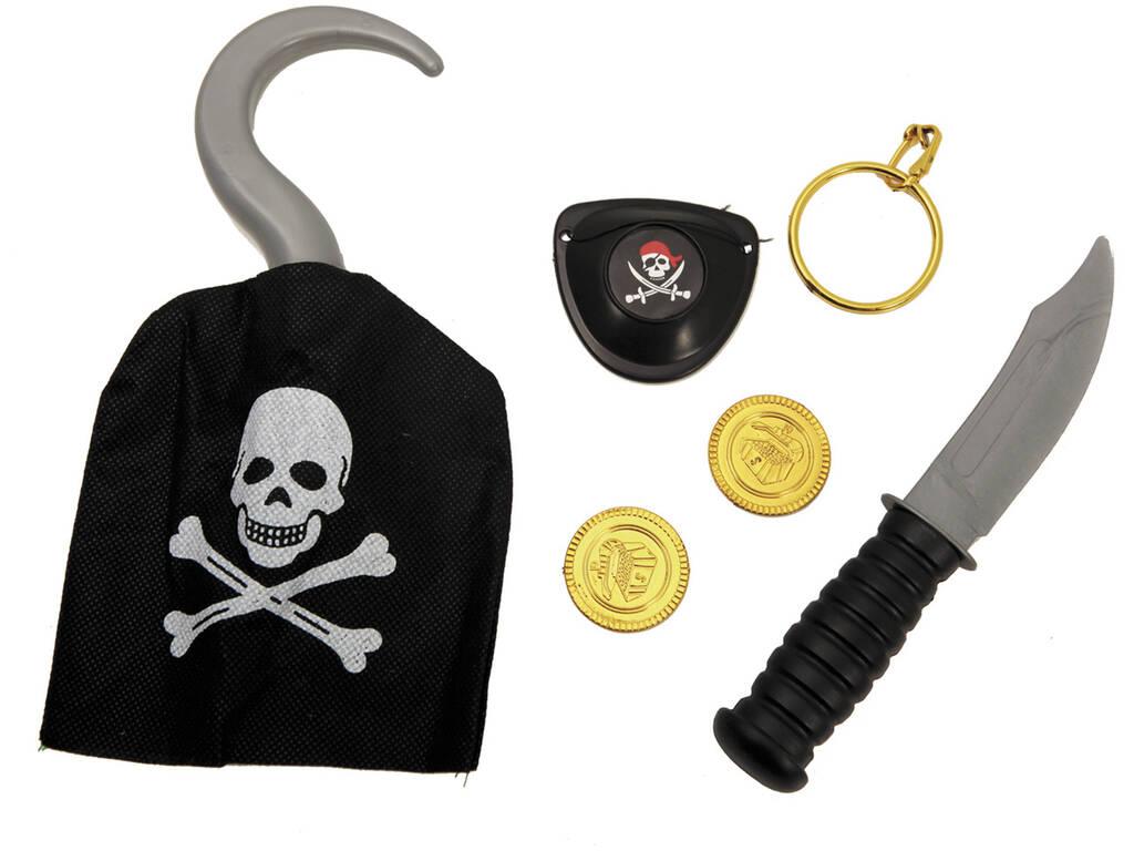 Set de Pirata Aventurero Infantil